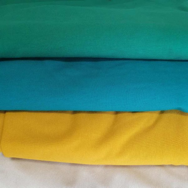 Sand Organic Solid  – Organic Jersey