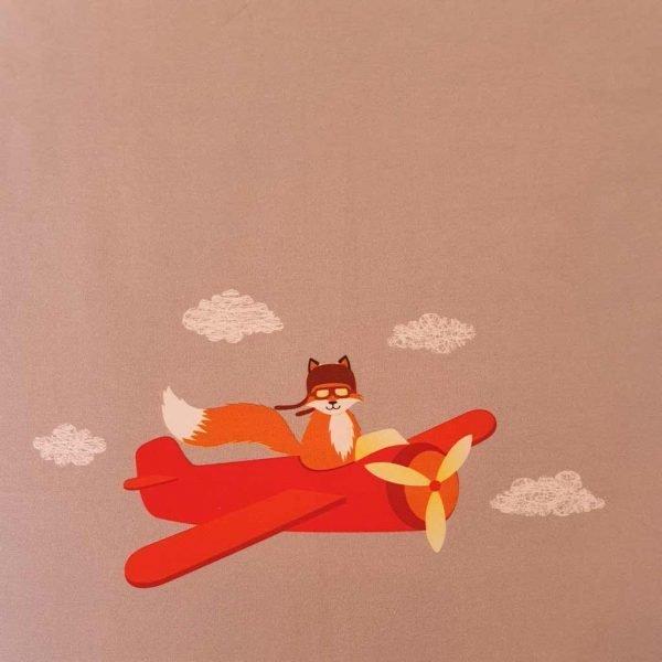 Flying Fox Organic Child Panel – Organic Jersey