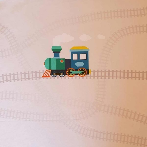 Train Organic Child Panel   – Organic Jersey