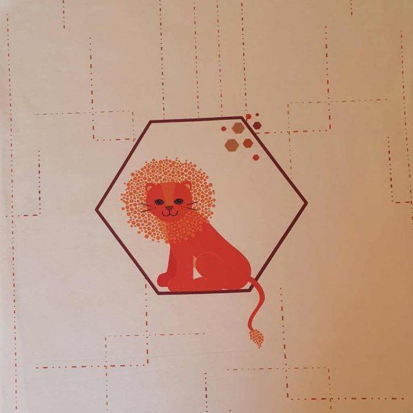 Lion Organic Child Panel – Organic Jersey