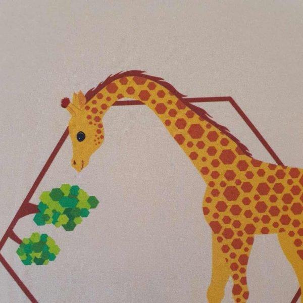 Giraffe Organic Child Panel – Organic Jersey