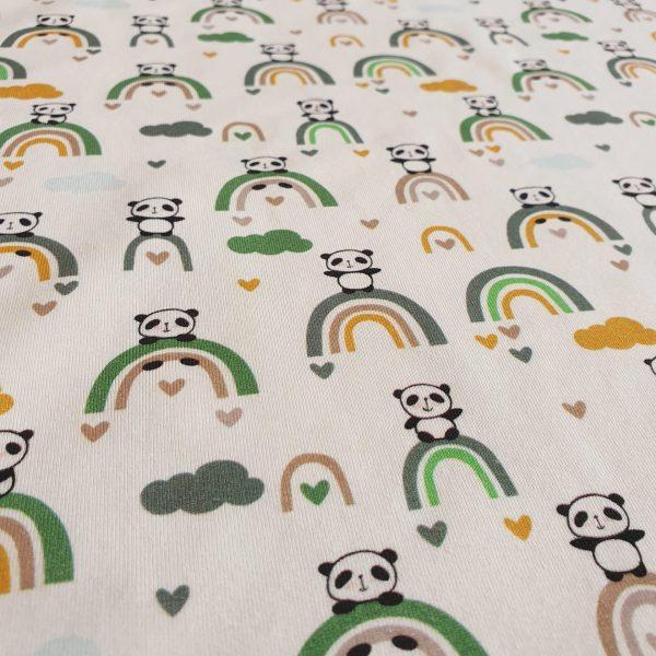 Rainbow Panda – Jersey