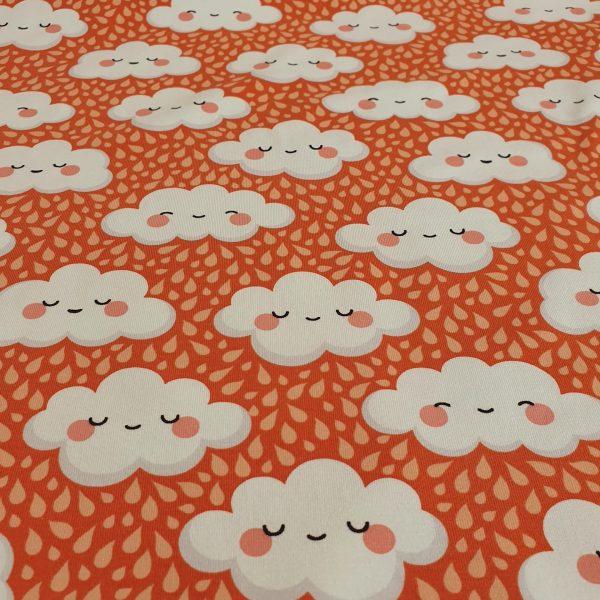 Orange Clouds – Jersey