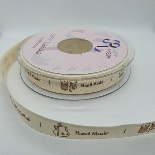 Hand Made 15mm Ribbon Tape