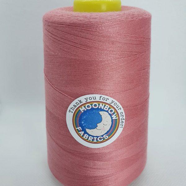 Dusky Pink Overlocker Thread