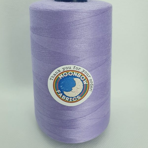 Lilac Overlocker Thread
