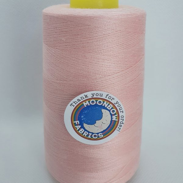 Pale Pink Overlocker Thread