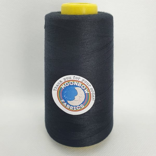 Black Overlocker Thread
