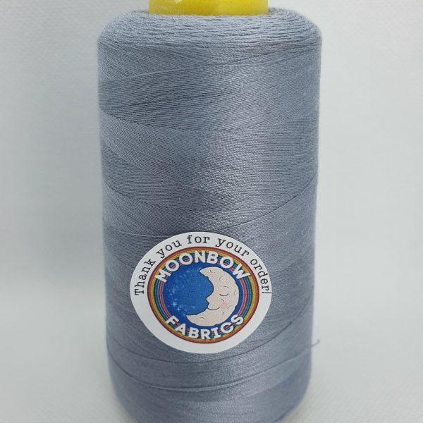 Grey Overlocker Thread