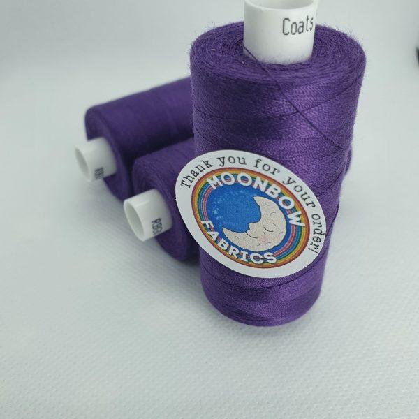 COATS Moon Thread Purple M0221