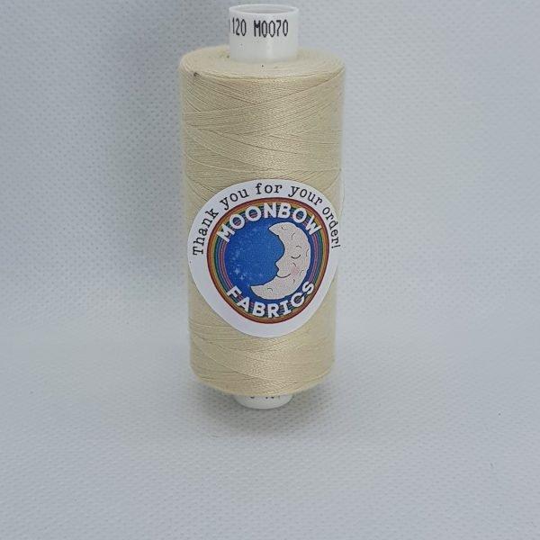 COATS Moon Thread Vanilla M0070