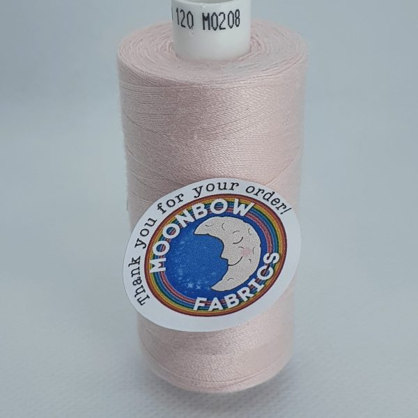 Coats Moon Thread Baby Pink M0208