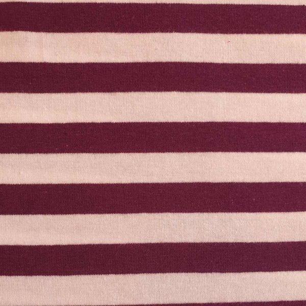 Purple & White Stripe – Jersey