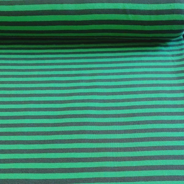 Green and Black Stripes – Jersey