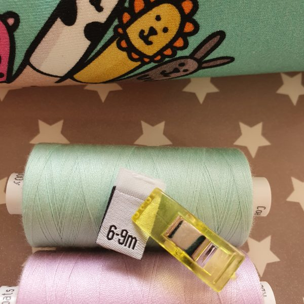 6-9 Months Size Baby Labels