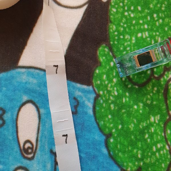 Age 7 Size Children's Labels