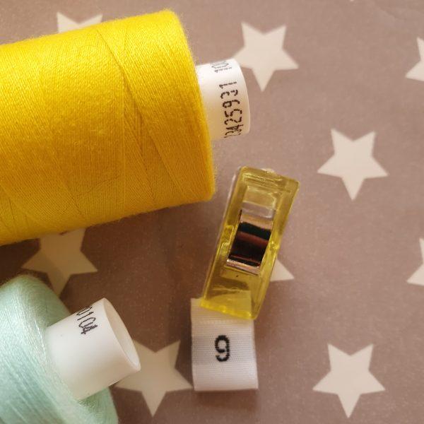 Age 9 Size Children's Labels