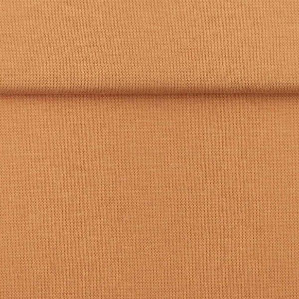 Apricot Orange – Jersey Tubular Ribbing
