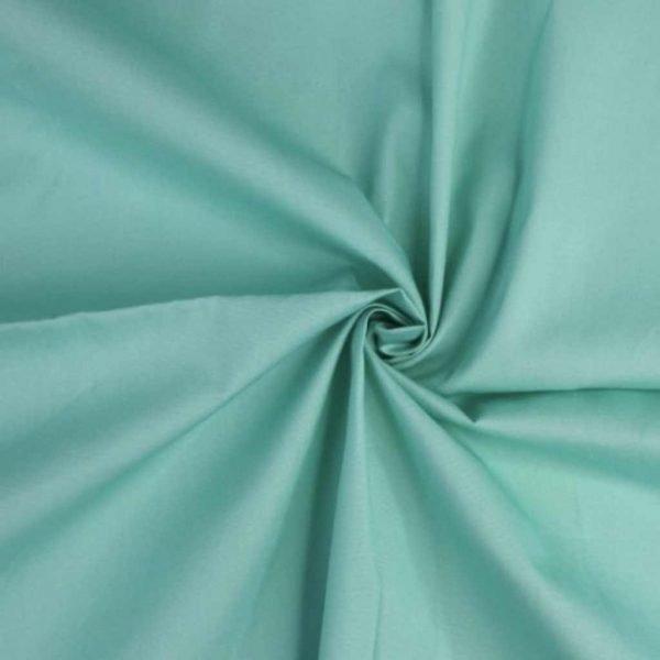 Aqua – Cotton Poplin