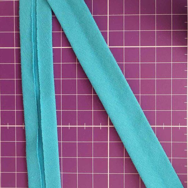 Blue – Jersey Bias Binding