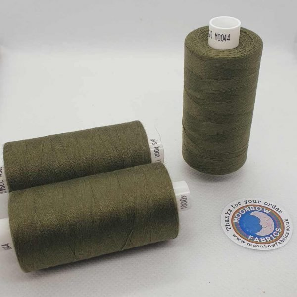 COATS Moon Thread Khaki Green M0044