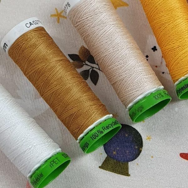 Gutermann rPET Thread Caramel 968