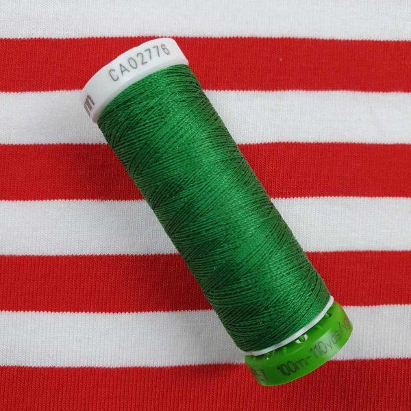 Gutermann rPET Thread Emerald Green 396