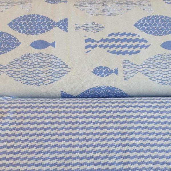 Fish Waves Bundle – Jersey