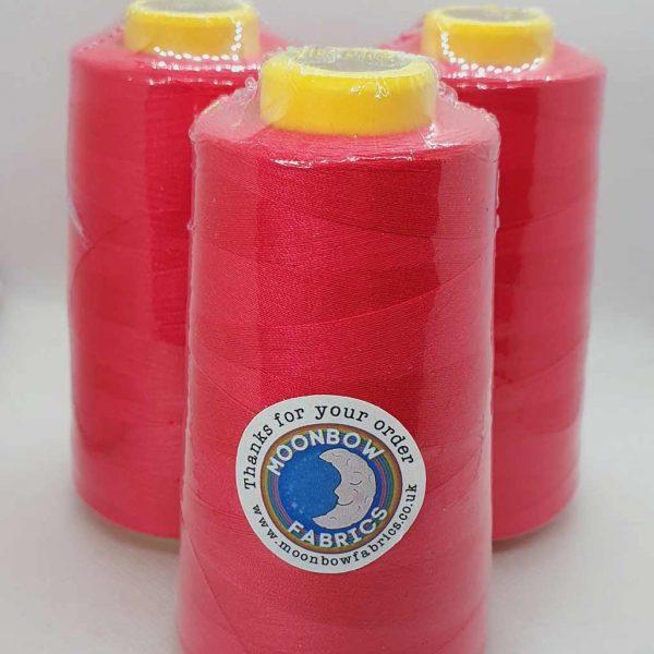 Fuchsia Pink Overlocker Thread