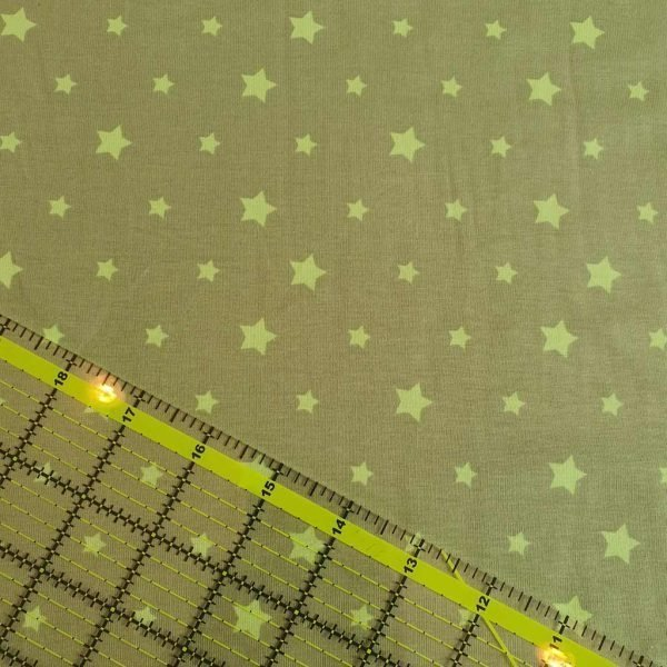 Green Stars – Jersey