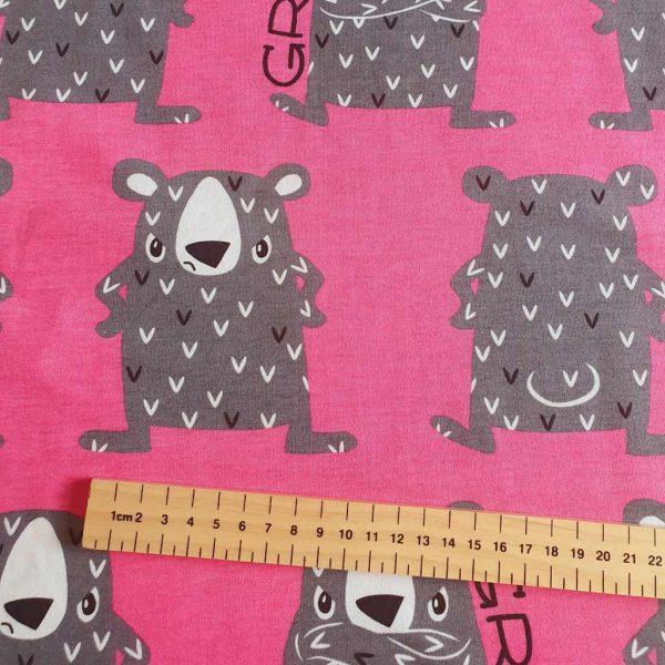 Grumpy Bear – Organic Jersey