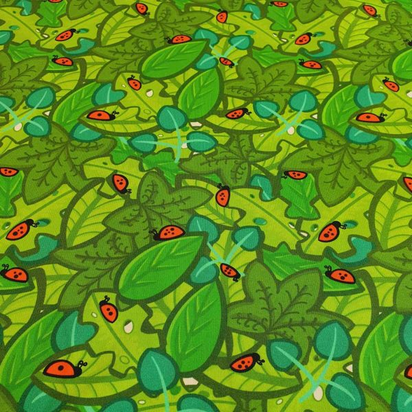 Leaves and Ladybirds – Exclusive Jersey
