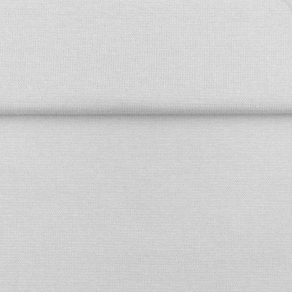 Light Grey – Jersey Tubular Ribbing