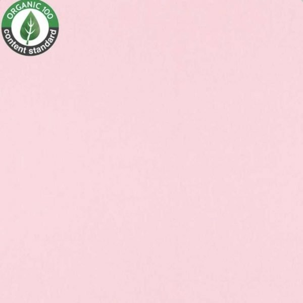 Light Pink – Organic Jersey