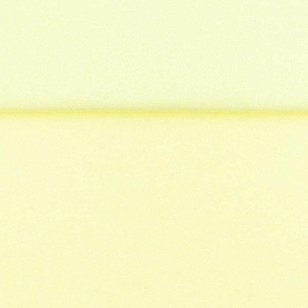 Light Yellow – Jersey Tubular Ribbing