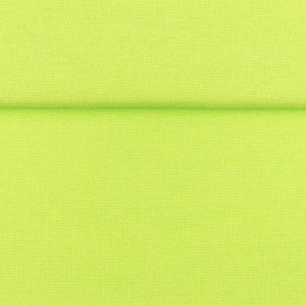 Lime Green – Jersey Tubular Ribbing