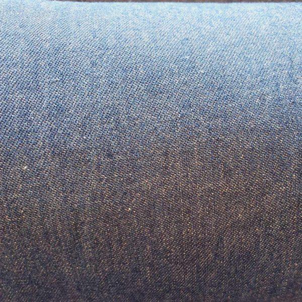 Washed Medium Blue Denim