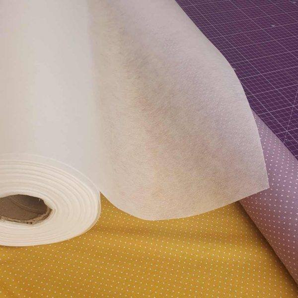 Medium Weight Iron-on Interfacing