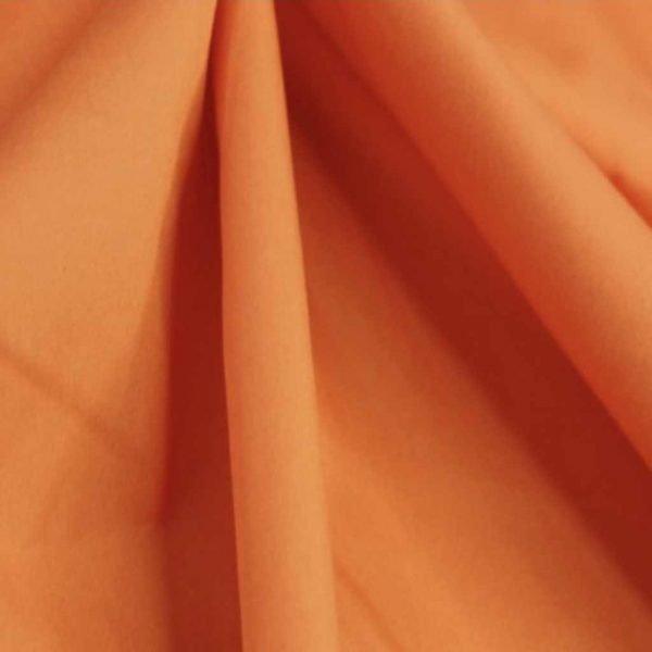 Orange – Cotton Poplin