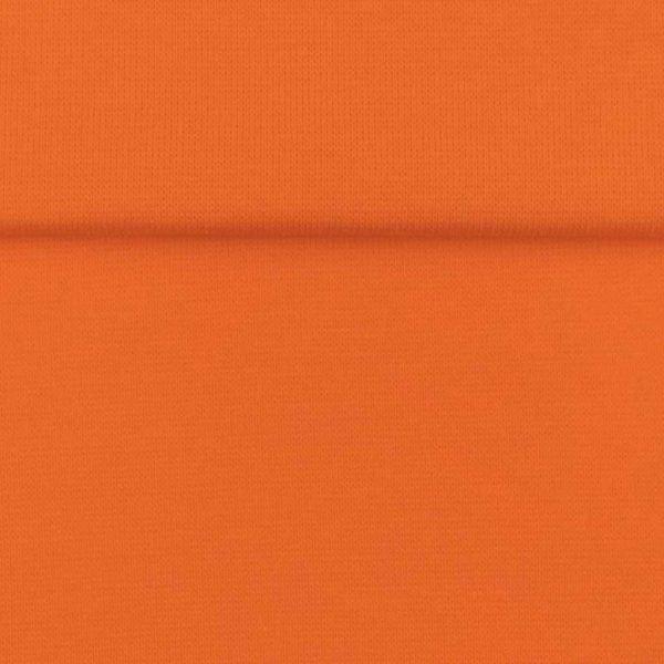 Orange – Jersey Tubular Ribbing