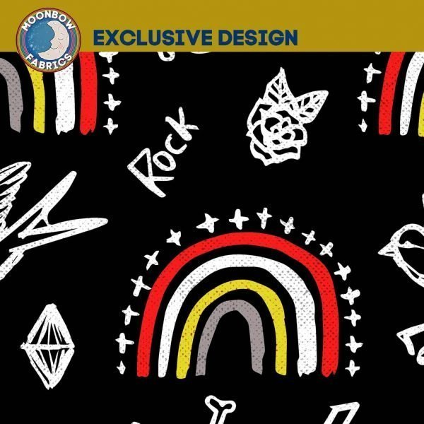 Rainbow Tats – Exclusive Jersey
