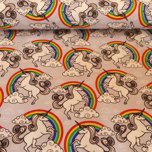 Rainbows & Unicorns – Cotton