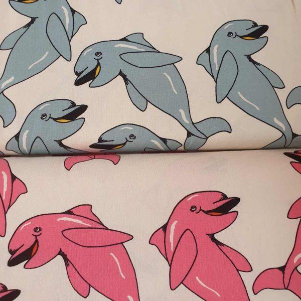 Ocean Dolphins – Organic Jersey