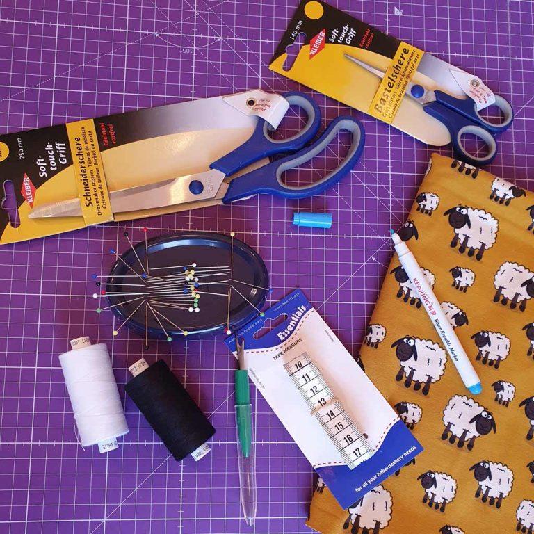 8 Starter Sewing Kit Essentials