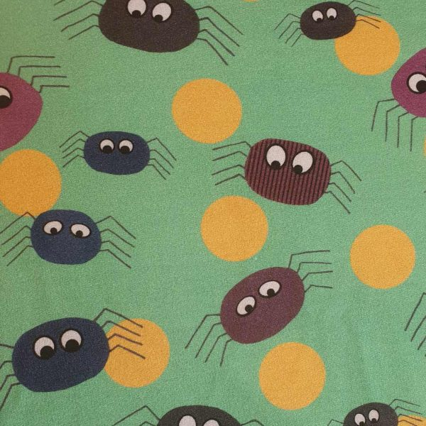 Spider Spots – Exclusive Colour French Terry