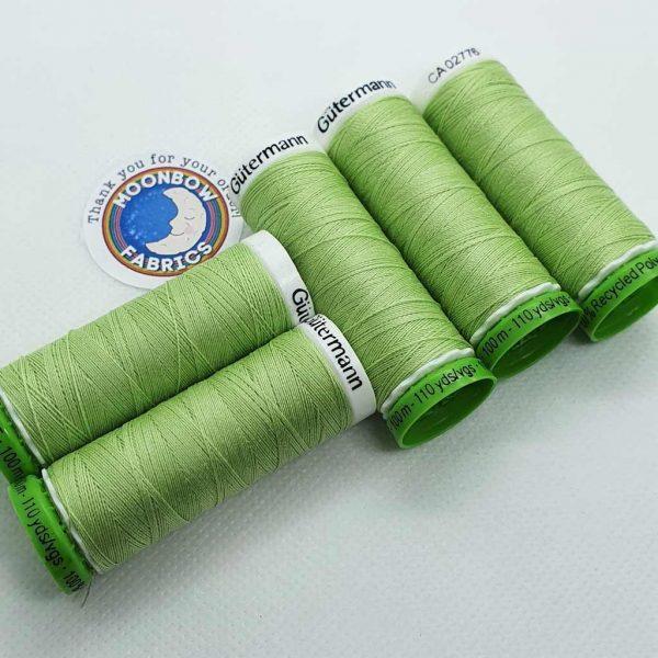 Gutermann rPET Thread Spring Green 152
