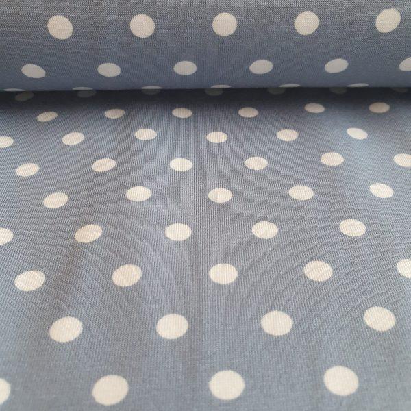 Steel Blue Spots – Jersey
