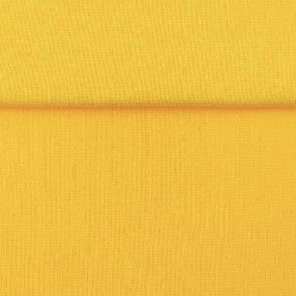 Sunrise Yellow – Jersey Tubular Ribbing