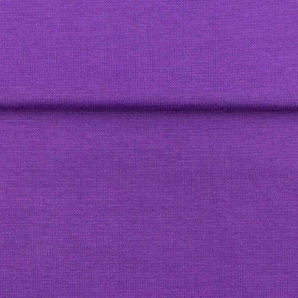 Violet Purple –  Jersey Tubular Ribbing