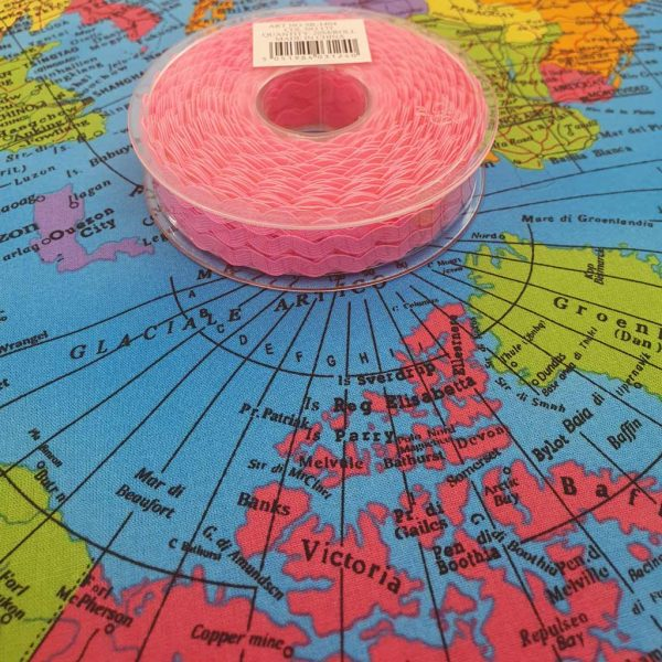 World Map – Cotton